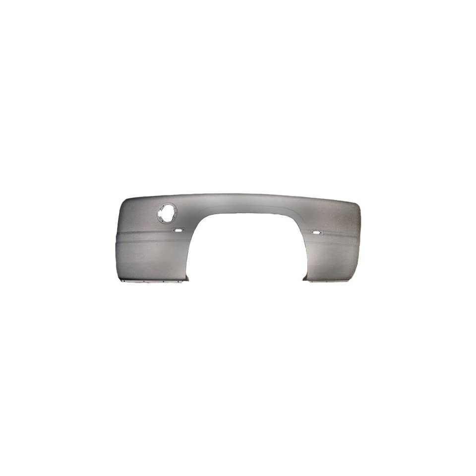 OE Replacement Dodge Pickup Rear Driver Side Fender Assembly (Partslink Number CH1760101)