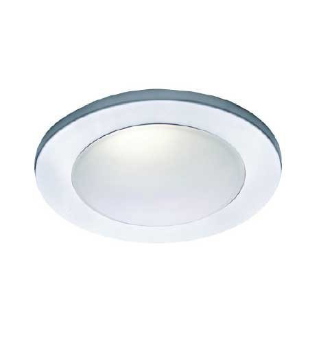 Wac Lighting Hr-D418-Wt Recessed Low Voltage Trim Drop Dish Shower