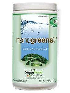 Biophsrma Scientific Nanogreens10 12.7 Oz