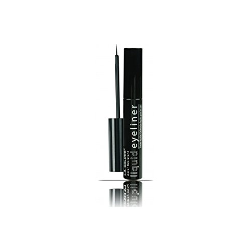 LA COLORS Liquid Eyeliner - Black (La Colors Eye Liner compare prices)
