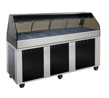Alto-Shaam Self Service Hot Deli Cook / Hold / Display System