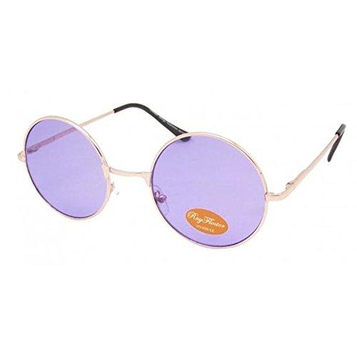 occhiali-da-sole-chic-net-unisex-rotondi-occhiali-hippie-john-lennon-tinte-400uv-lungo-pontile-viola