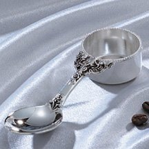 Godinger BAROQUE COFFEE SCOOP