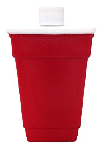 Red Solo Cup Flask Standard (Red Solo Cup Bottle Opener compare prices)