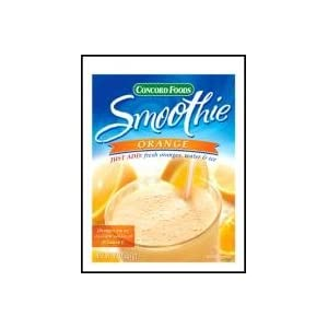 Concord Orange Smoothie Mix, 2-ounce Package