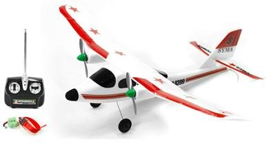 Sales Super Sonic RC Model Airplane R/C SYMA 9399 Training Plane ARF Radio Control Aircraft