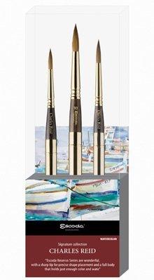 Escoda Charles Reid Watercolor Brush Set
