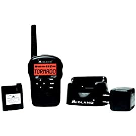 Hand Held Weather Radio with S.A.M.E