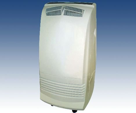 Prem-I-Air KY32 11,000Btu Cooling Only Portable Air Conditioner with Remote Control