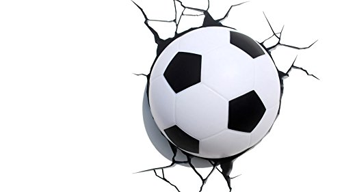 3D Light Fx Soccer Ball 3D Deco Light