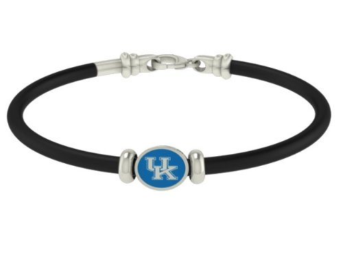 Kentucky Wildcats Rubber Bracelet