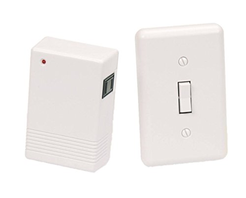 Westek RFK100LC/RFK101LC Wall Mounted Switch and Plug-in Receiver