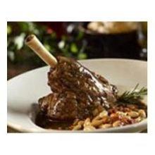 Braised Lamb Shank Meat