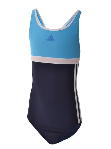 Adidas Girls Swimming Swim Costume 4 Years -O05847