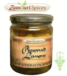 Preserved Lemons By Zamouri Spices