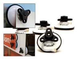 winhook universal saugn pfe mit haken belastbar bis 3kg. Black Bedroom Furniture Sets. Home Design Ideas