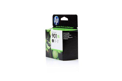 Original XL Tinte passend für HP OfficeJet J 4660 HP 901XL , CC654A , NO901XL , Nr 901 CC654AE , CC654AEABB , CC654AEABD , CC654AEABE , CC654AEABF - Premium Drucker-Patrone - Schwarz - 700 Seiten - 14 ml