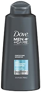 Dove Men Plus Care Shampoo Anti Dandruff, 25.4 Fl Oz
