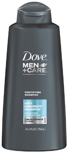 Dove Men Plus Care Shampoo Anti Dandruff, 25.4 Ounce