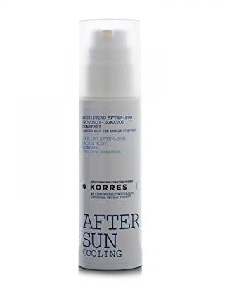 Korres Yogurt Cooling After-sun Gel 150 Ml from Korres Natural Products