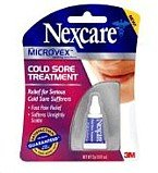 Nexcare Cold Sore Treatment, 0.07 Ounce