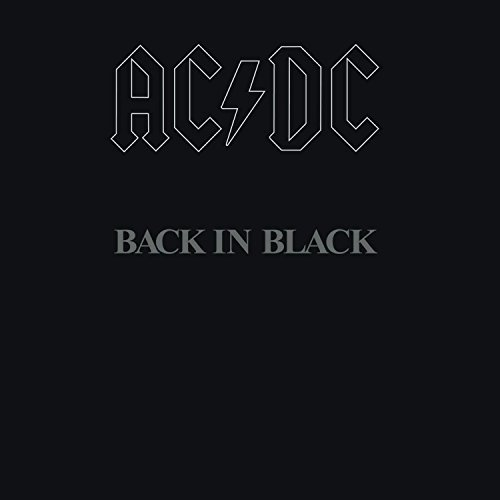 Back in Black by AC/DC (2003-05-03)