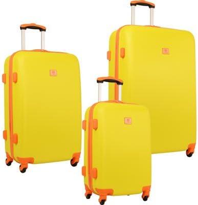 Anne Klein 3-Piece Spinner Luggage Set