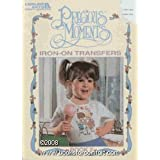 Precious Moments Iron-on Transfers Book 2 by Barbara Green