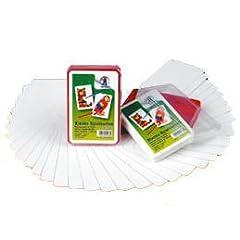 Blankospielkarten