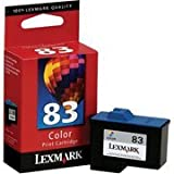 Lexmark #83 factory (OEM) Color