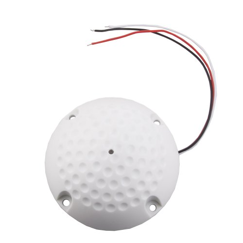 Neewer Sound Preservation Semisphere Shape Audio Cctv Monitoring Head For Ip Camera front-642005