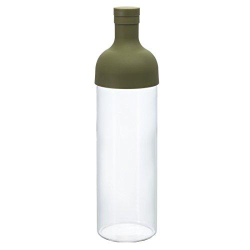 ハリオ フィルターボトル 750ml  オリーブグリーン FIB-75-OG