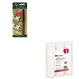 KITDRI351B1UNV35715GN - Value Kit - Universal Adding Machine/Calculator Roll (UNV35715GN) and Dri-mark Smart Money Counterfeit Bill Detector Pen for Use w/U.S. Currency (DRI351B1)