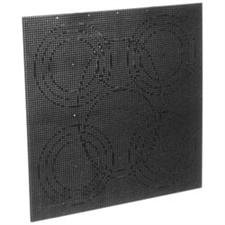 Install Bay 89-00-9030 ABS Grindplate 12x12 Inches Each