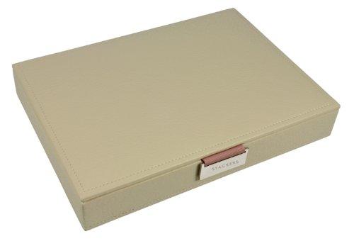 Stackers Jewellery Box Cream - Medium Top  Lid