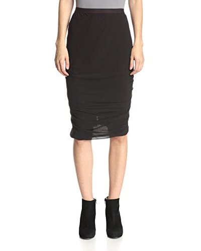Rick Owens Women's Short Shrimp Skirt