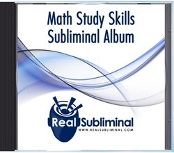 Math Study Skills Subliminal Learning CD