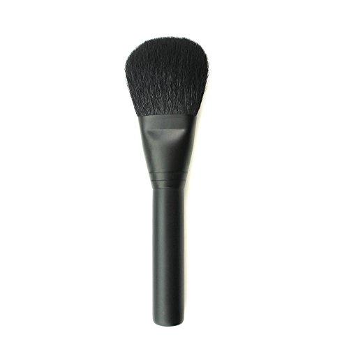Pinceau de Maquillage Professionnel pour Poudre Blush Contour - Noir