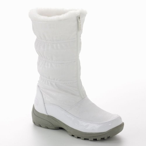 Women's Totes Diana Boots - White - Size 9 Med