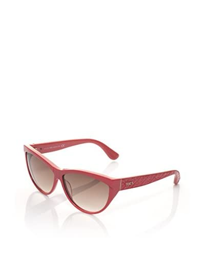 Tod's Occhiali da sole TO0086 Rosso