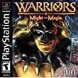 Warriors of Might and Magic PS1 DISC ONLY