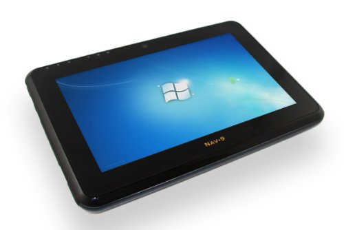 NAV 9 SLATE PC (32GB + 3G) TABLET PC NETBOOK LAPTOP UMPC COMPUTER with WINDOWS 7 HP