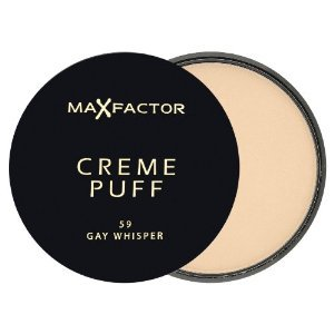 Max Factor Creme Puff Compact Powder - Gay Whisper