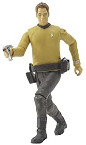 Star Trek 3.75 Inch Action Figure Kirk in Enterprise Outfit