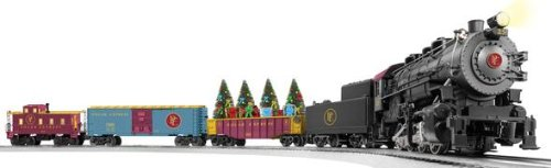 Lionel Polar Express Freight Train Set - O-Gauge