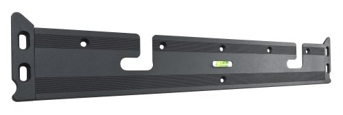 Titan Ultra Slim Wall Bracket for LED/LCD/Plasma TV (VESA 300 x 300, 300 x 200; 4.5 mm from Wall; 35 kg Max load) Black