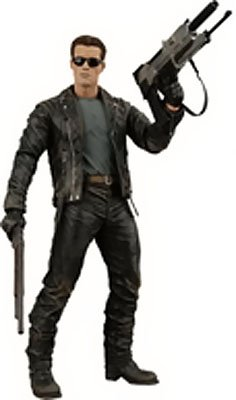 Picture of NECA Terminator 2 Series 3 T-800 (Battle Across Time) Action Figure (B003OIQF9A) (NECA Action Figures)