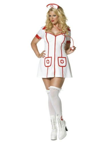 Smiffys Nurse Costume For Women 34056