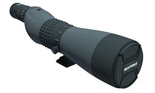 NightForce TS-82 20-70x Xtreme Hi-Definition Spotting Scope, Dark Grey, Straight Body SP100