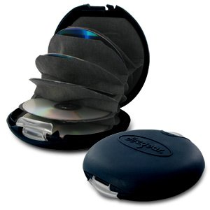 Discgear Discus Series 22-Cd Media Wallet